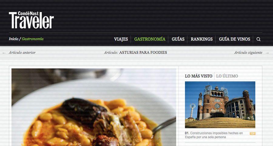 Asturias para foodies