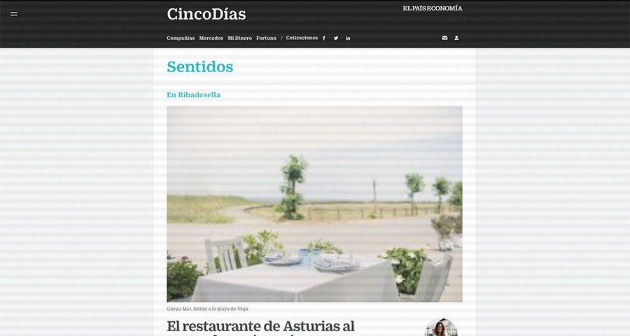 El restaurante de Asturias al que todos quieren ir